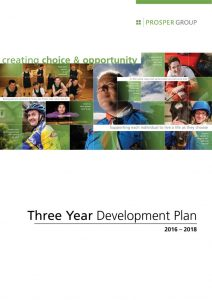 thumbnail of Prosper Group Three Year Development Plan